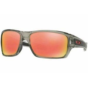 Oakley Sunglasses W/Ruby Iridium Polarized Lens